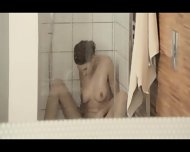 Reaching Orgasm In The Unbelievable Shower - scene 12
