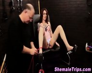 Fetish Shemale Bondage - scene 8