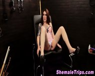 Fetish Shemale Bondage - scene 6