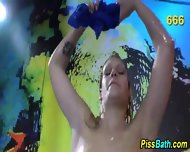 Skank Bathes In Urine - scene 11