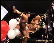 Brazilian Carneval Anal Party - scene 8