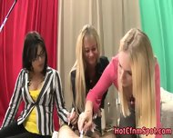 Clothed Babes Shave Creep - scene 12