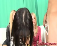 Clothed Babes Shave Creep - scene 7