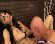 Ladyboy And Tgirl Rimmed - scene 5