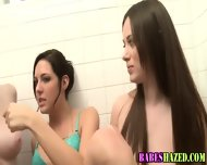 Real Teens Shave Bitch - scene 5