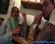 Euro Hooker Pussy Licked - scene 5