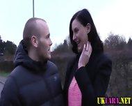 Cum Swallowing Brit Milf - scene 2