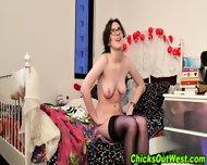 Real Nude Amateur - scene 9