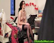 Real Nude Amateur - scene 3