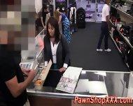 Amateur Customer Facial - scene 1