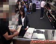 Amateur Customer Facial - scene 2