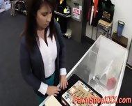 Amateur Customer Facial - scene 4