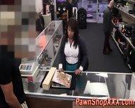 Amateur Customer Facial - scene 5