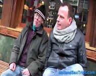 Dutch Amateur Whore Blows - scene 7