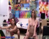 Amateur Teen Rims Friend - scene 1