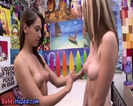 Amateur Teen Rims Friend - scene 4