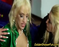 Goldenshower Fetish Sluts - scene 10