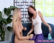 Teen Stepsibling Oral Sex - scene 3