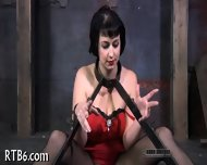 Sweet Babe Gets Lusty Torment - scene 3