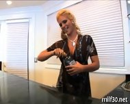 Hot Darling Loves Riding Schlong - scene 5
