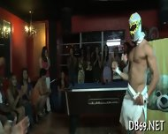 Extracting Cream From Hot Stripper - scene 8