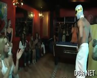 Extracting Cream From Hot Stripper - scene 9