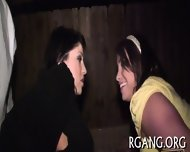 Guys Bang Cute Women Hard - scene 4
