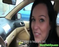 Perverted Cameraman Harasses A Female Taxi Driver - scene 12