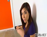 Dirty School Detention - scene 1