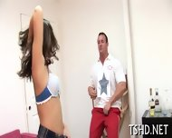 Coach Drills His Student - scene 8