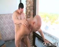 Cock Bouncing After Blow - scene 4