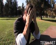 Teen Girl Fucked By Neighbor - scene 5