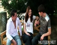Stimulating A Hot Poon Tang - scene 2