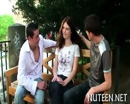 Stimulating A Hot Poon Tang - scene 5