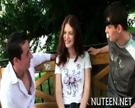 Stimulating A Hot Poon Tang - scene 6