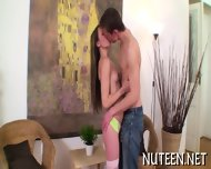 Sucking A Naughty Dick - scene 1