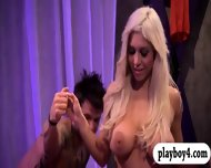 Sexy Singles Hit Up The Foursome Mansion For Some Erotic Games - scene 11
