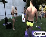 Sexy Singles Hit Up The Foursome Mansion For Some Erotic Games - scene 7