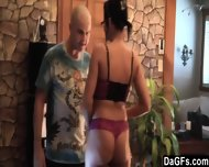Her Wife Is A Real Squirting Girl When She S Sodomized - scene 2