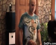 Her Wife Is A Real Squirting Girl When She S Sodomized - scene 3