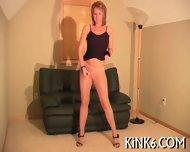Hot Minx In Fancy Panties - scene 7