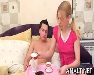 Thumping Chicks Anal Canal - scene 2