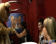 Filling Horny Mouths With Schlongs - scene 9