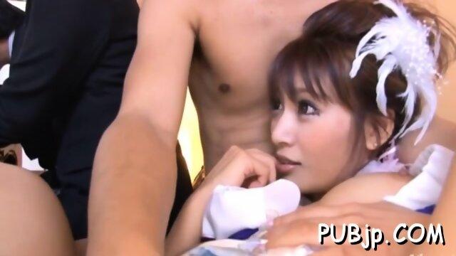Insatiable floosy Kirara Asuka fucks like an expert