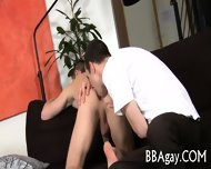 Hunk Is An Awesome Cock Sucker - scene 11