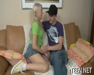Stud Is Luring Babe With Kisses - scene 3