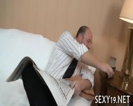 Tricky Teacher Seducing Student - scene 1