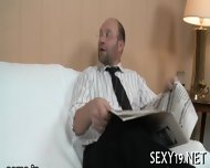 Tricky Teacher Seducing Student - scene 2