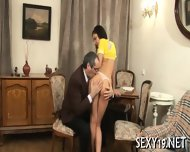 Sex Lesson With Hungry Teacher - scene 8