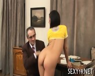 Sex Lesson With Hungry Teacher - scene 9